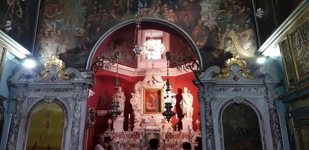 черногория церковь богородицы на рифе