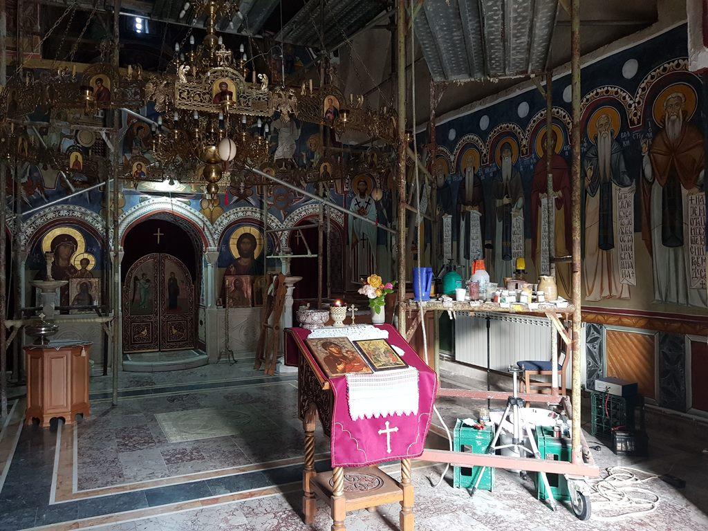 монастырь Заградже Черногория