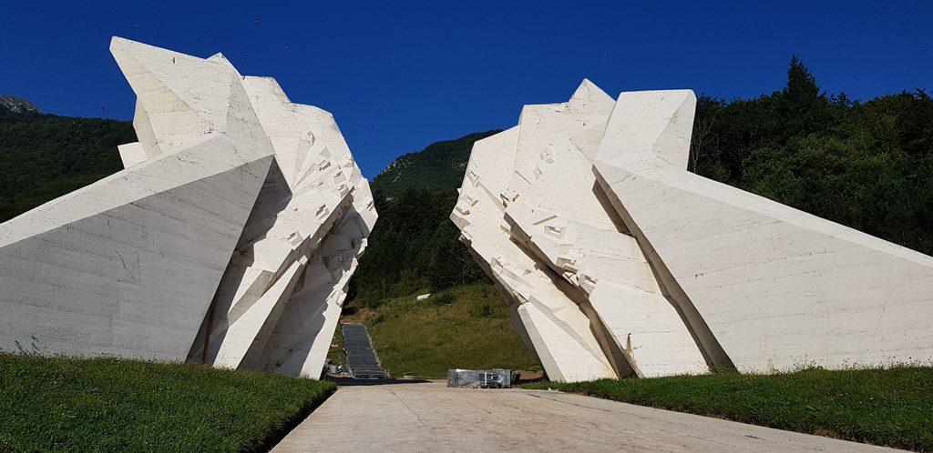 югославский памятник