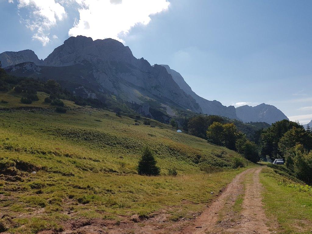 гора Маглич, Босния и Герцеговина
