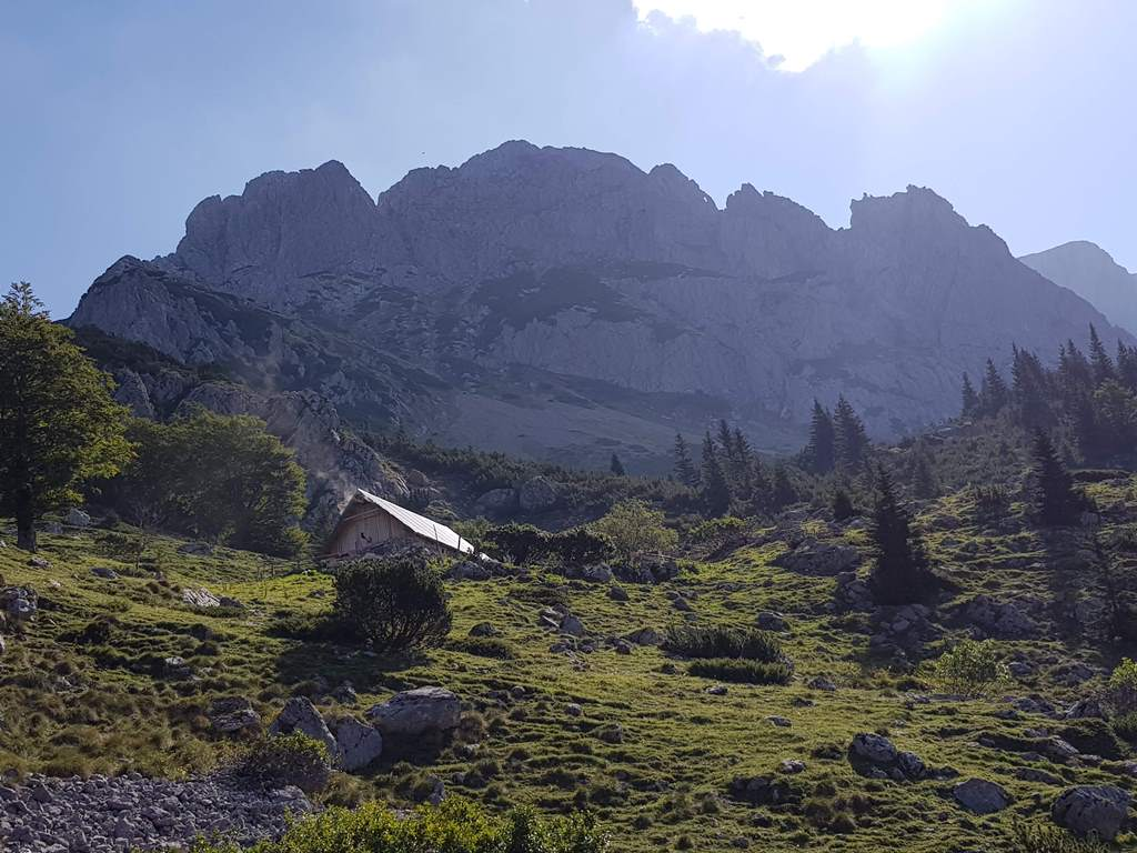 гора Маглич