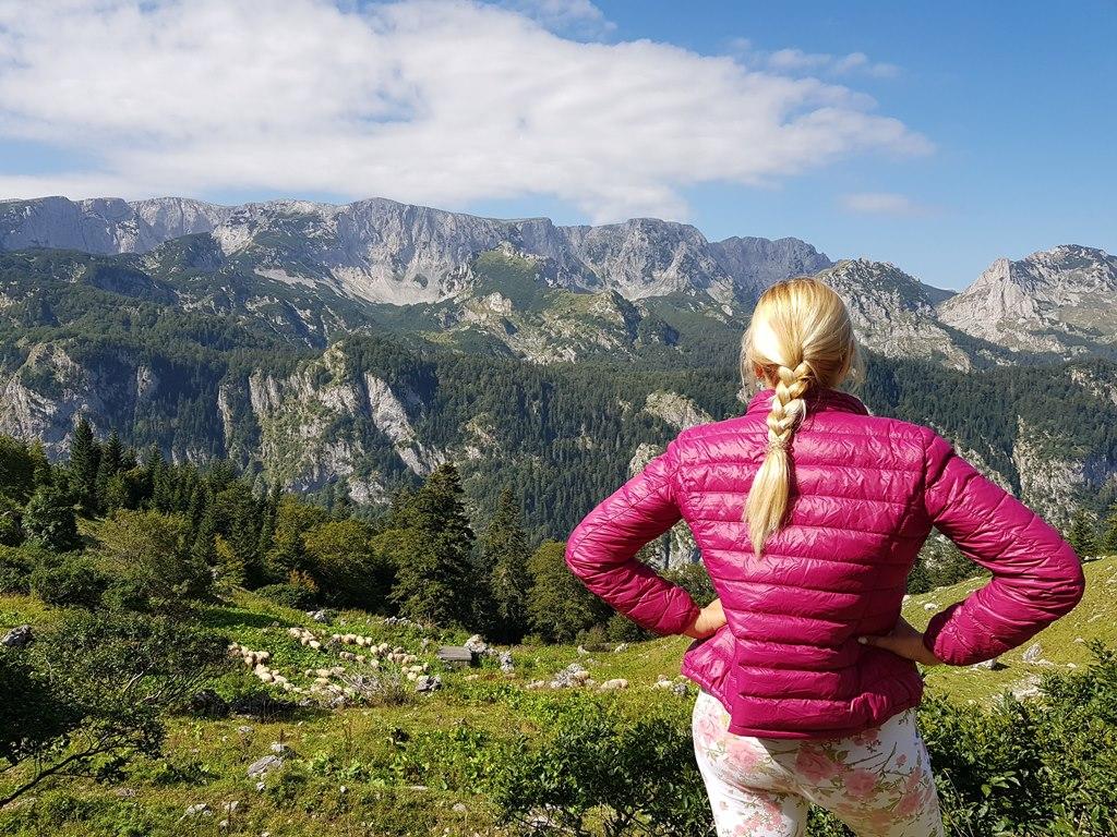 пешие маршруты в Черногории