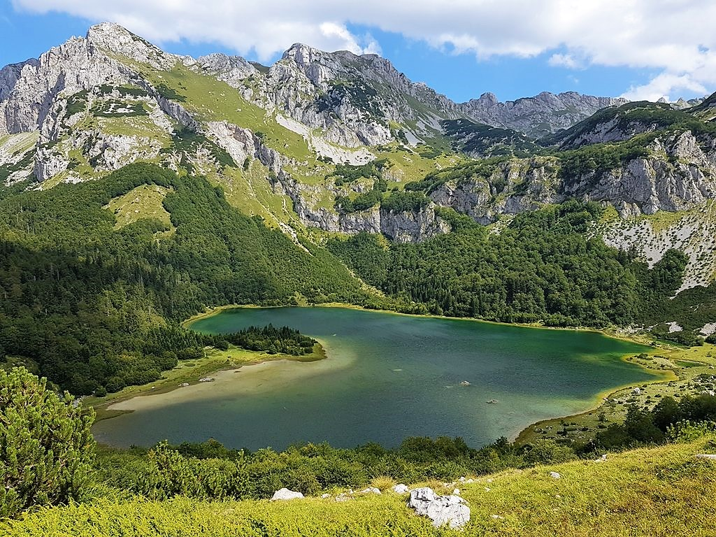 Трновацко озеро Черногория