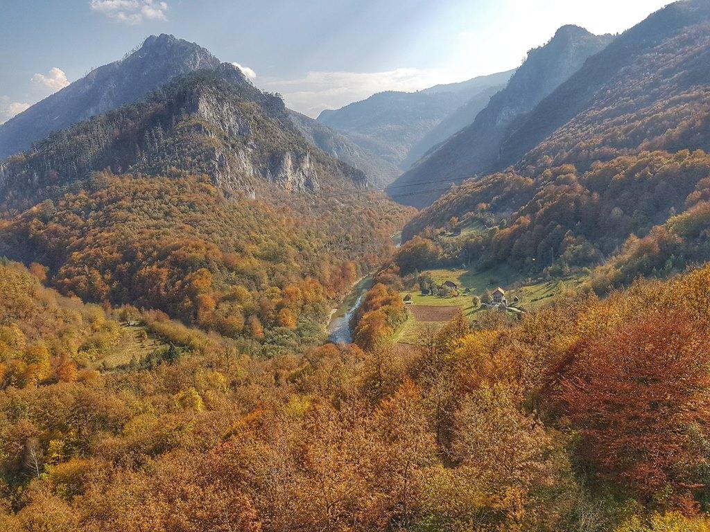 Черногория в октябре