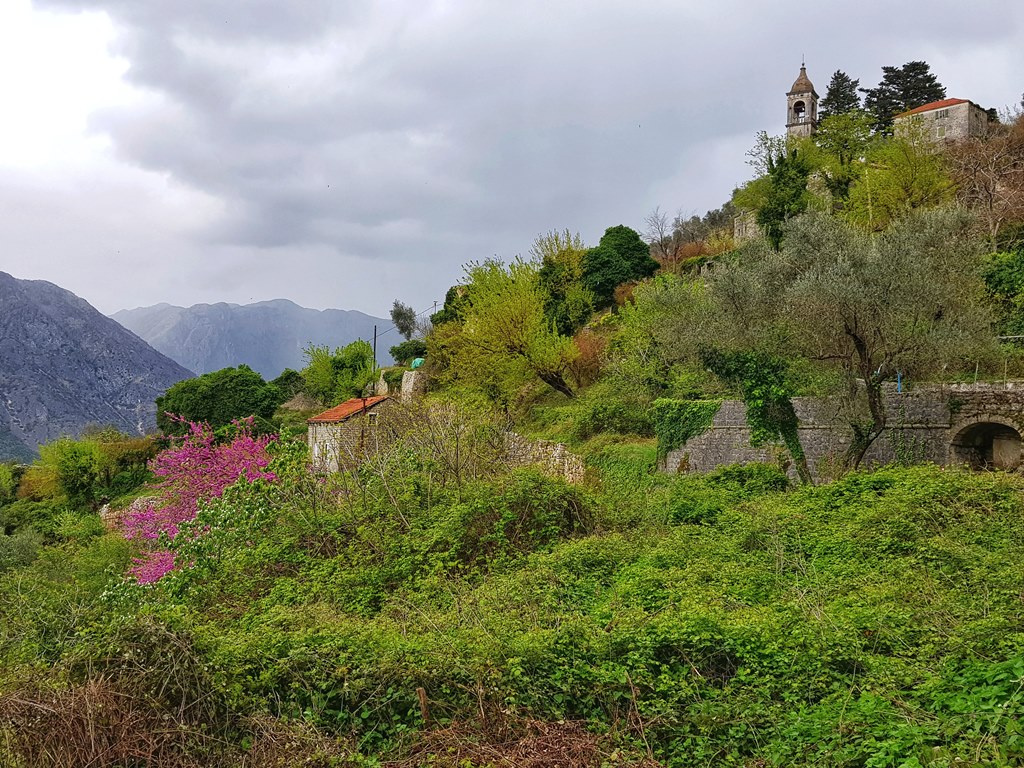 Горный Столив, Черногория