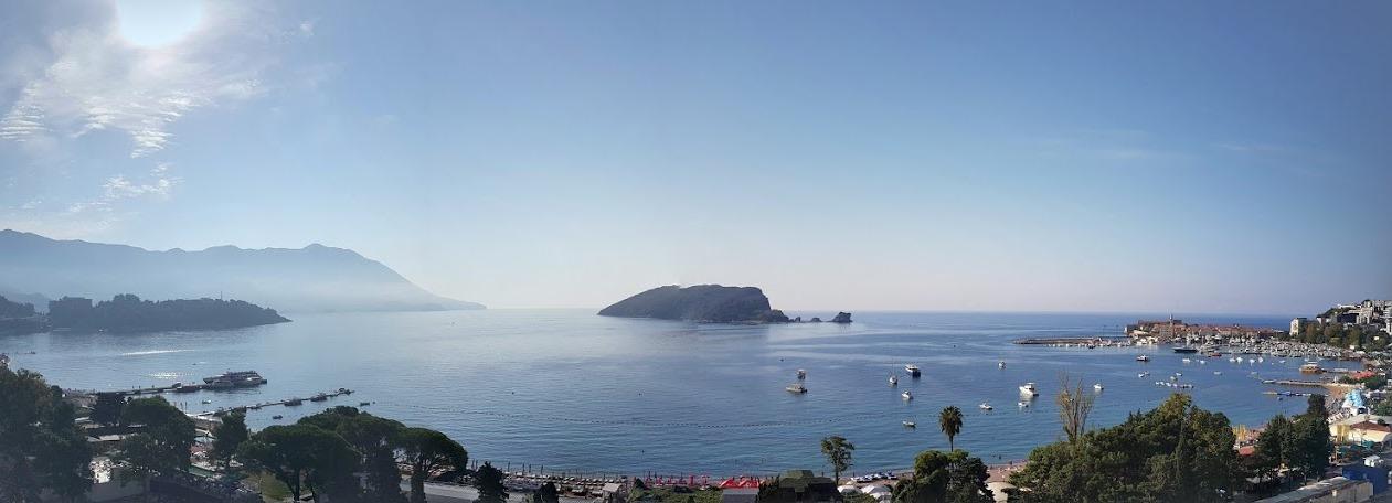 остров Святого Николая и БУдва