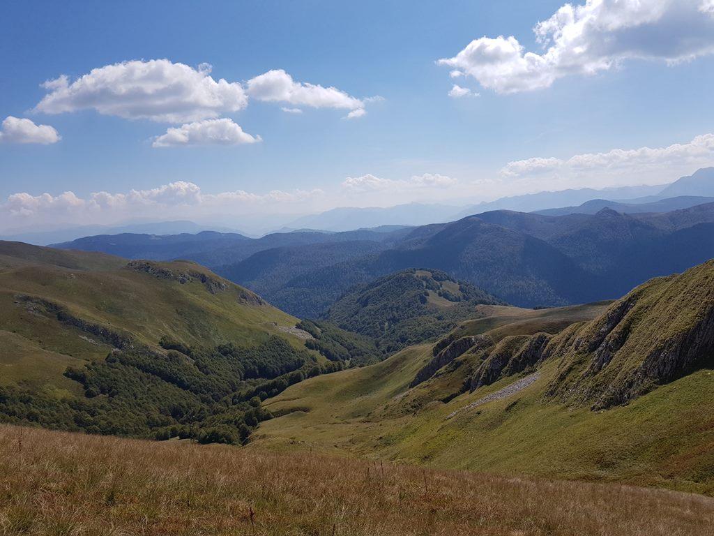 гора Беласица Черногория