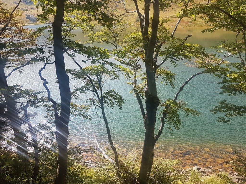 Пешича - горное озеро в Черногрии