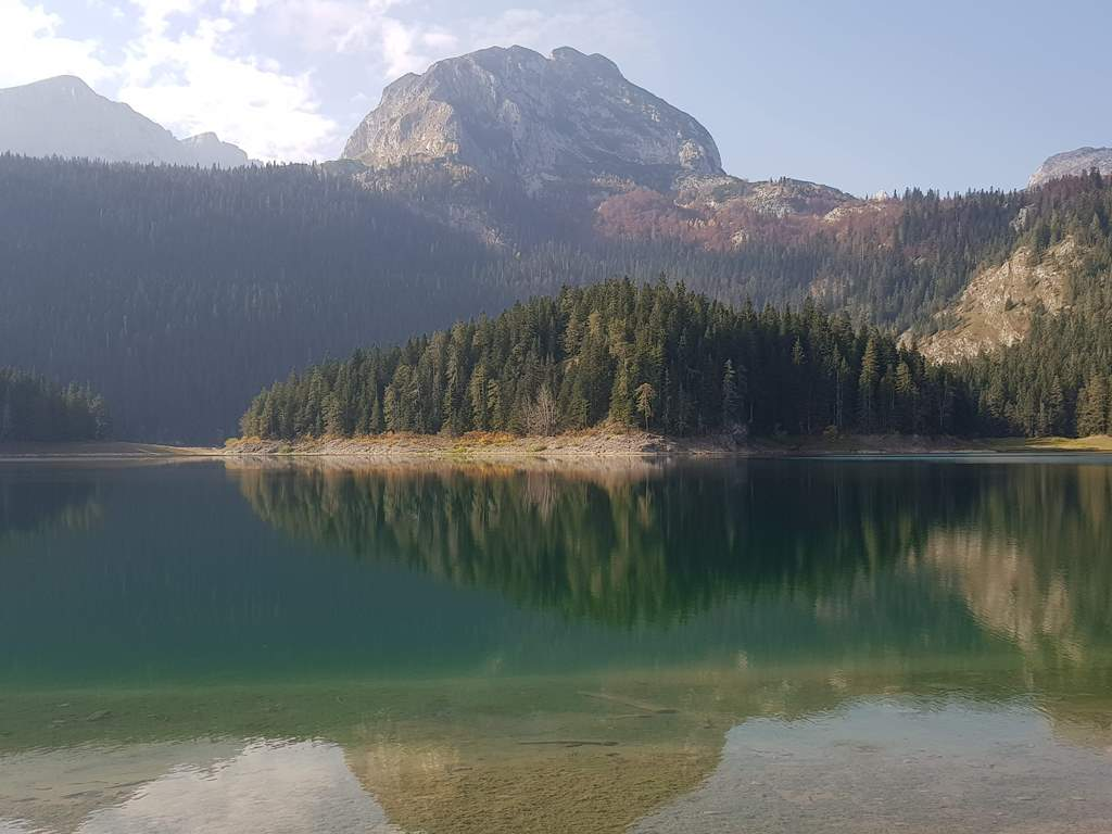 черное озеро черногория +как добраться