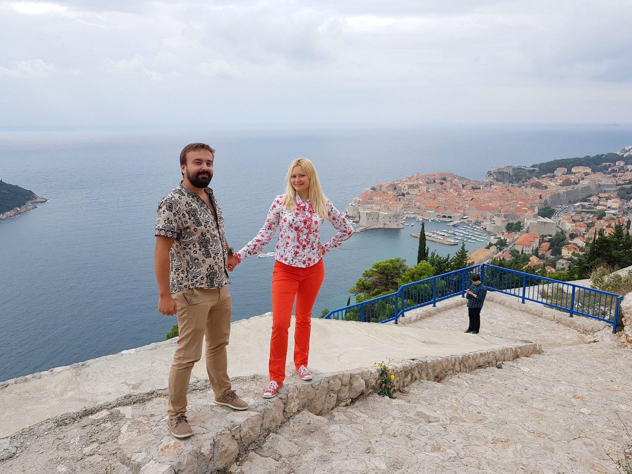 экскурсия из Черногории в Дубровник