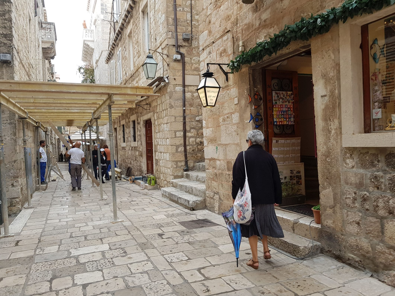 старый город дубровника