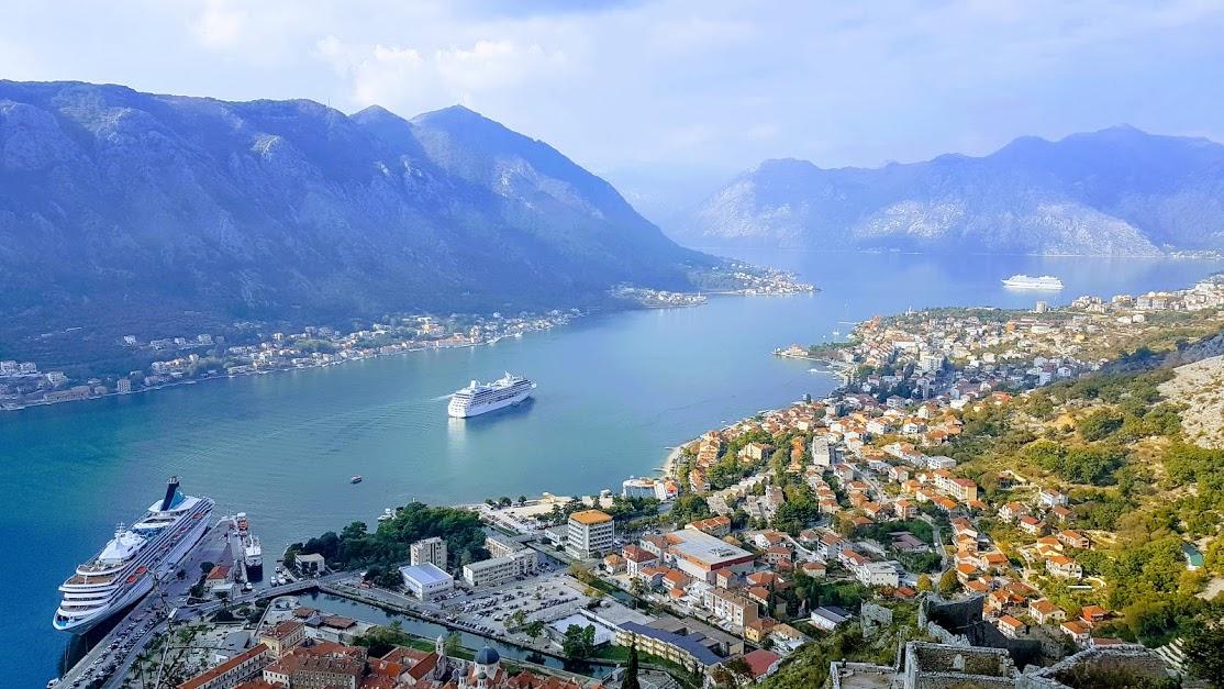 пеший маршрут в Черногории