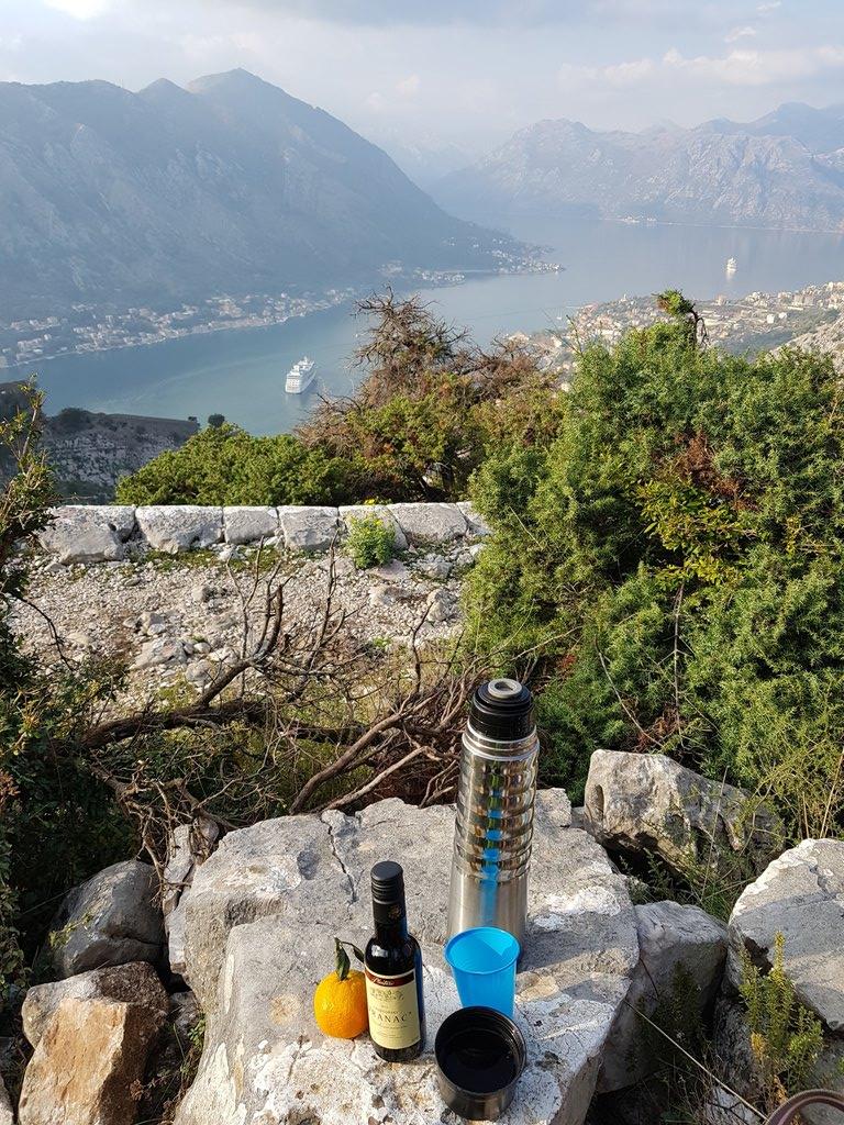 походы в Черногории, гора Ловчен