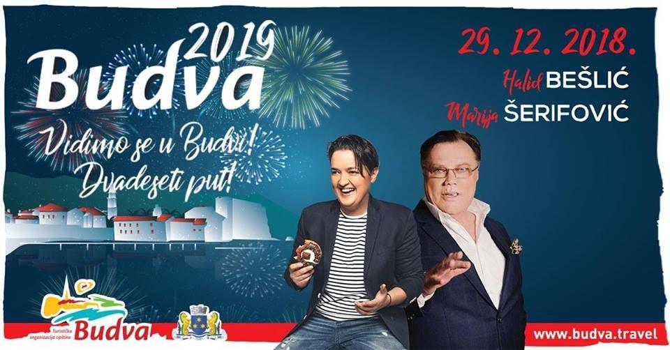 Новый год в Будве 2019