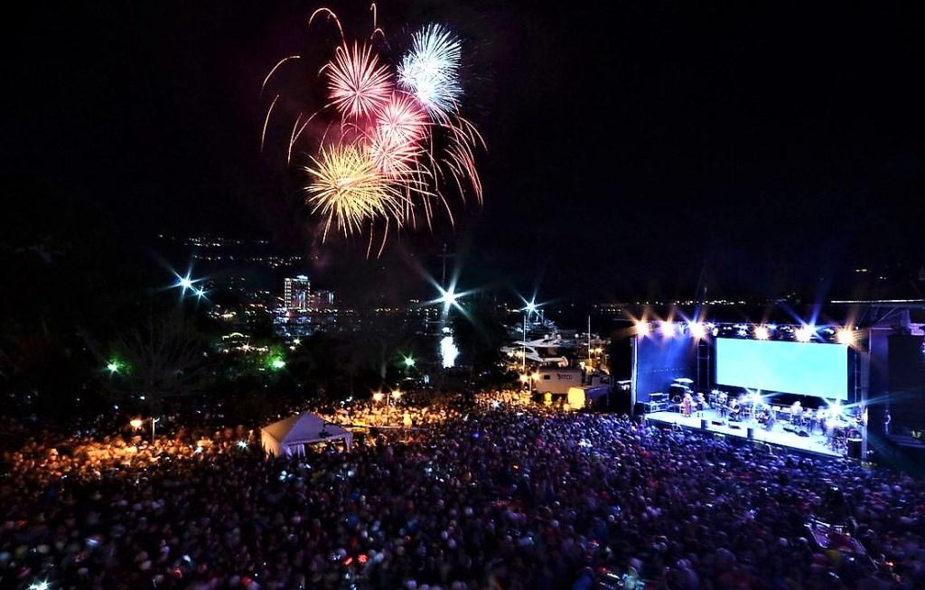 Новый год в Черногории Будва