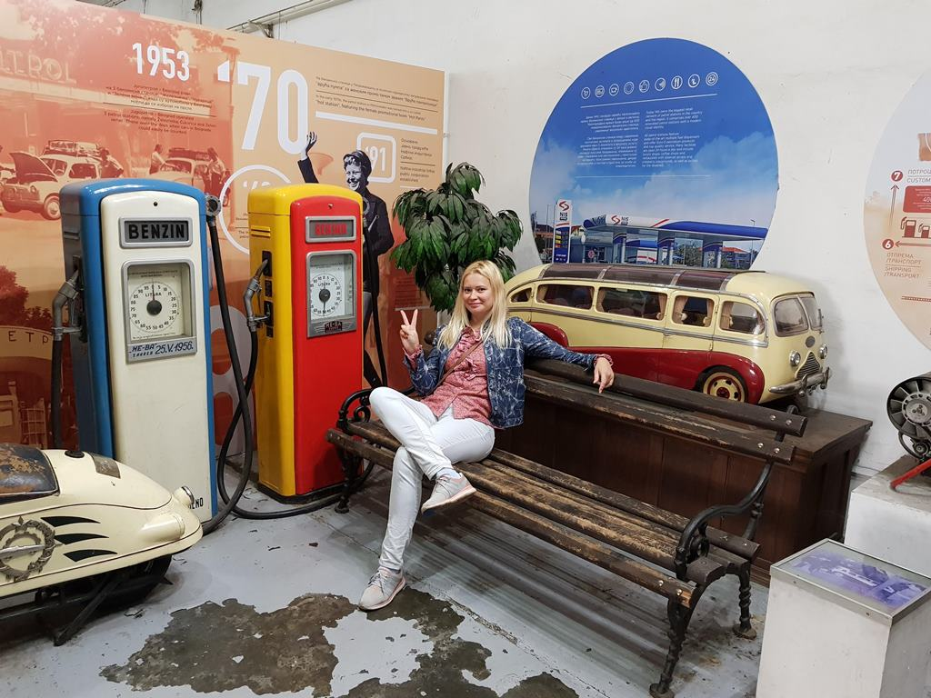 музей ретроавтомобилей Белград Сербия