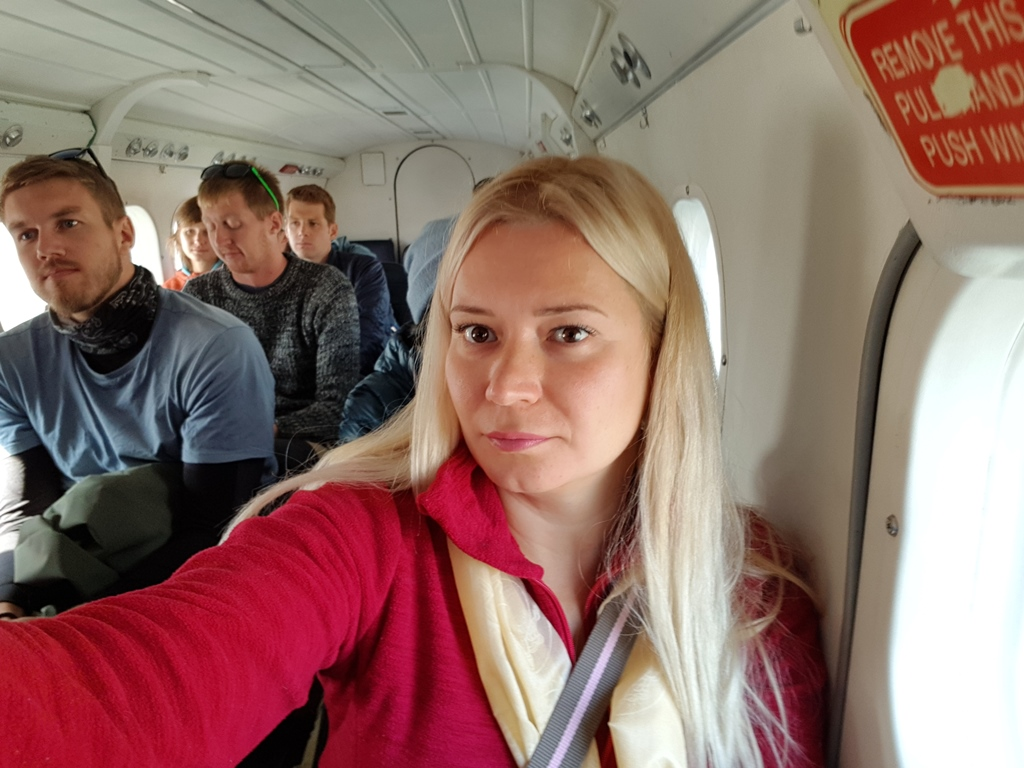 аэропорт непала лукла