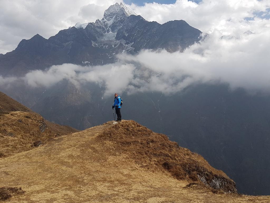 трек в Непале к Эвересту