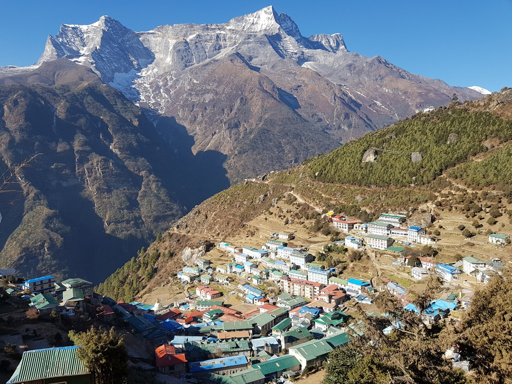 Намче Базар, Непал