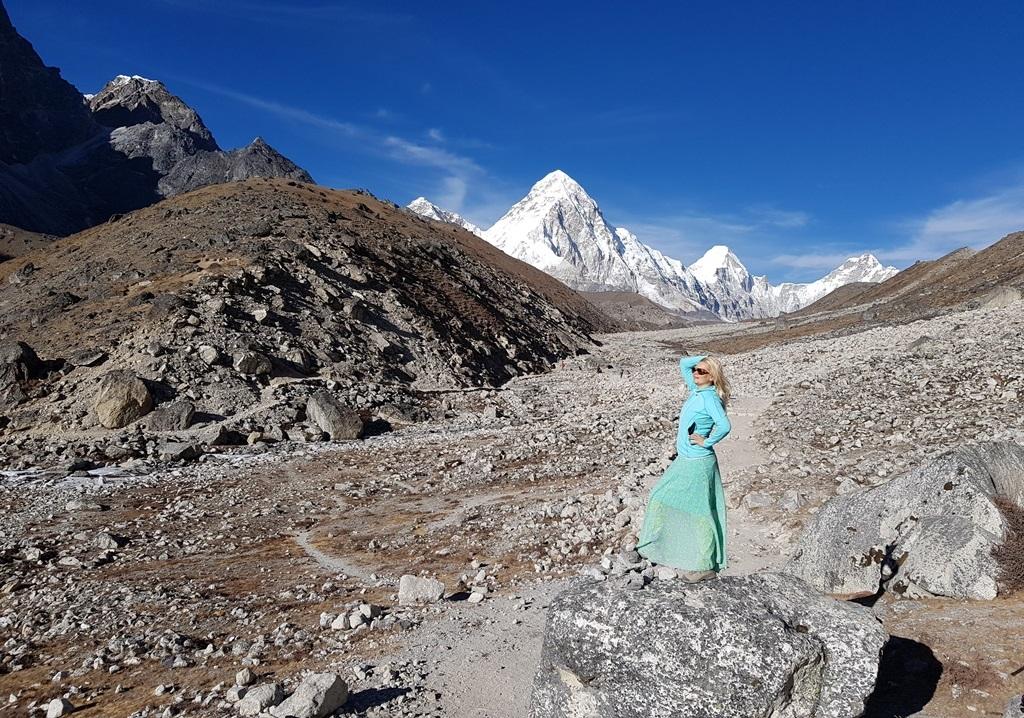 восхождение к базовому лагерю эверест