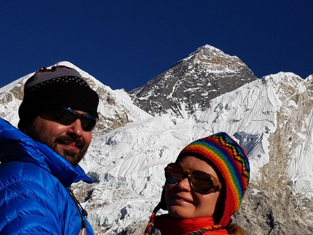 поход +к базовому лагерю эвереста