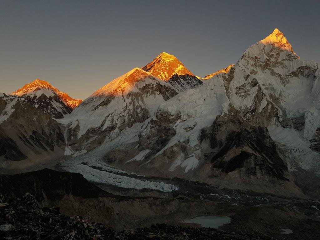 базовый лагерь эвереста самостоятельно
