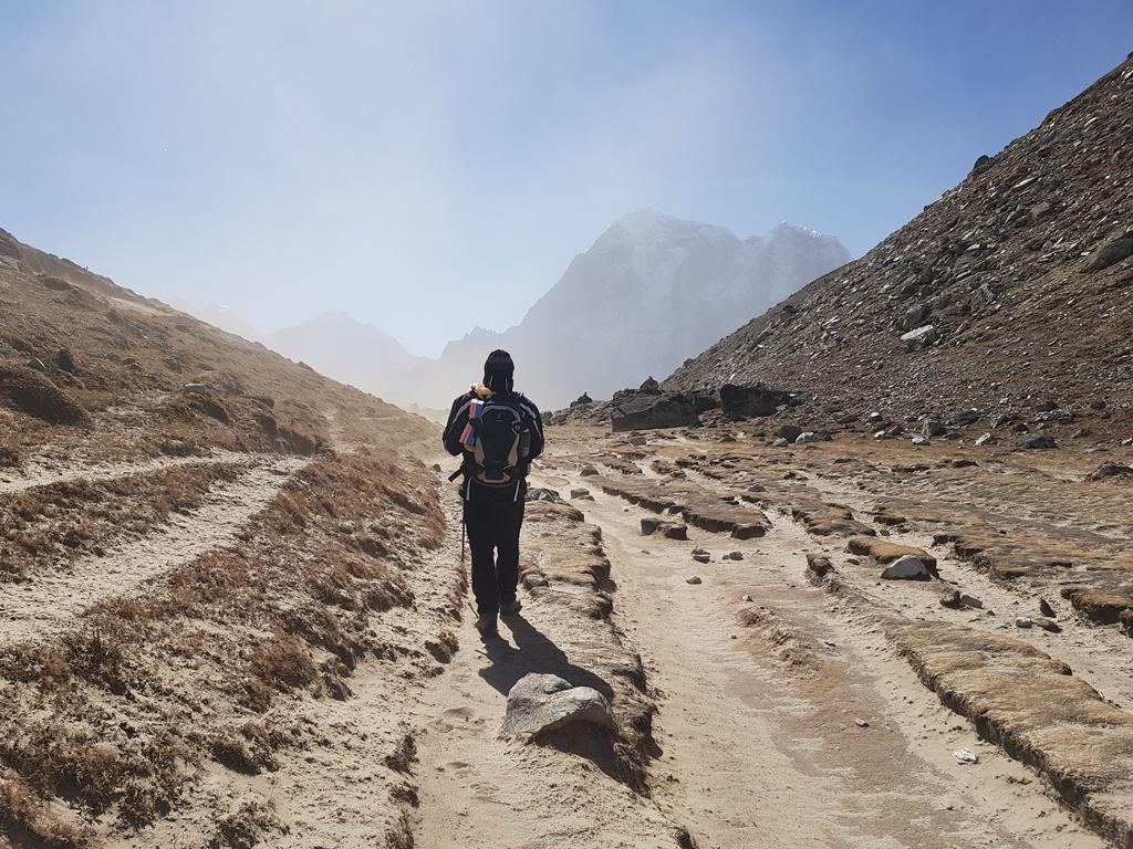 погода трек к Эвересту