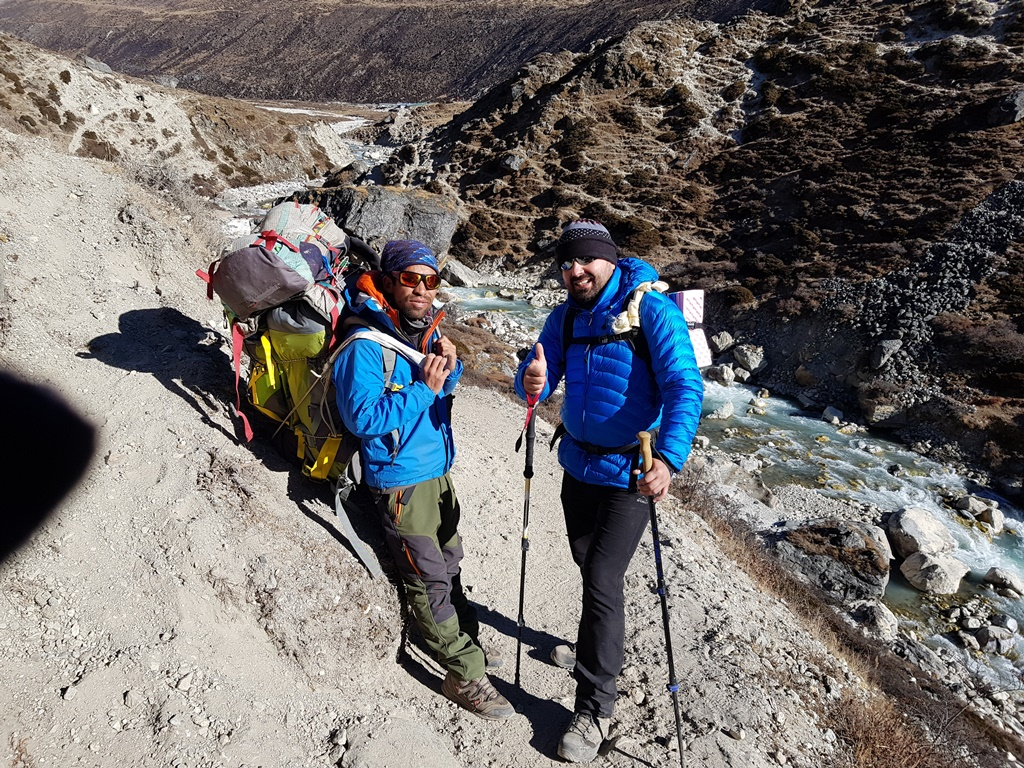 трек +к базовому лагерю эвереста самостоятельно