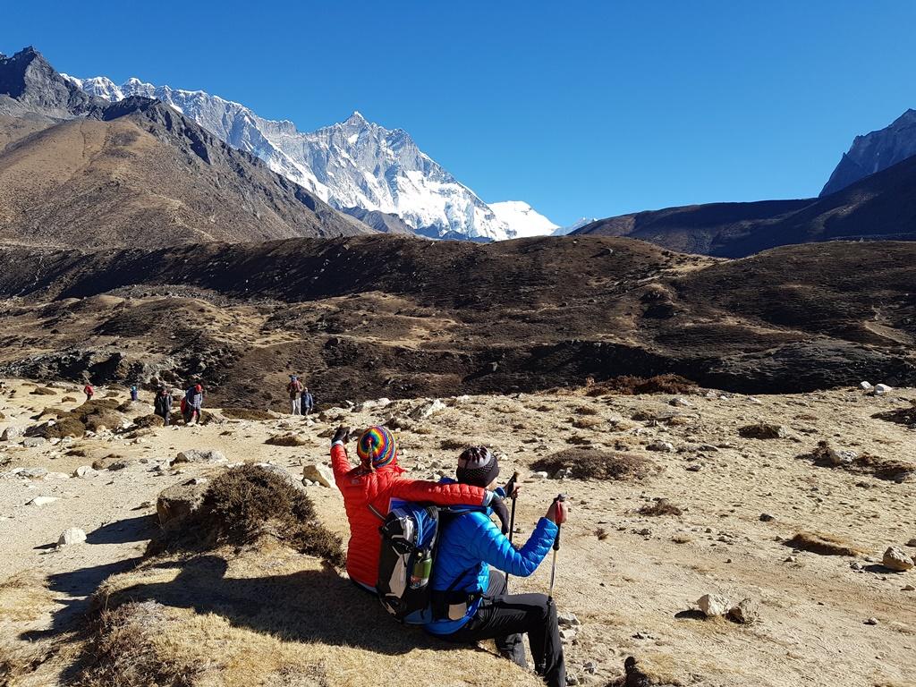 трекинг к базовому лагерю Эвереста