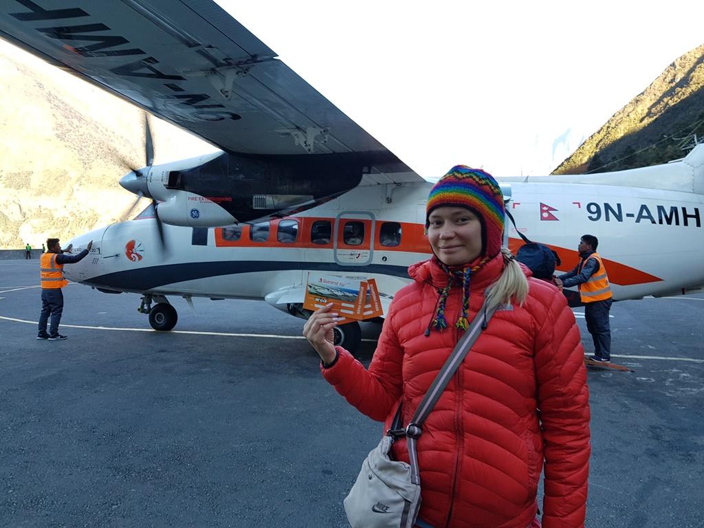 авиакомпания SummitAir