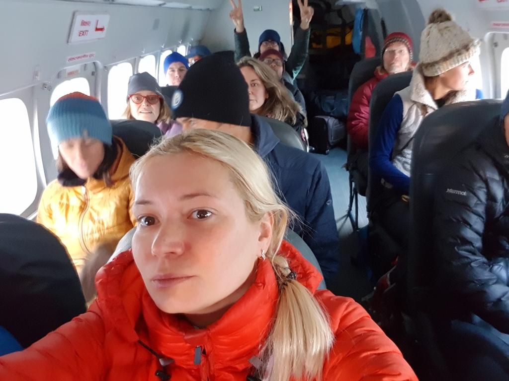 самолет у SummitAir