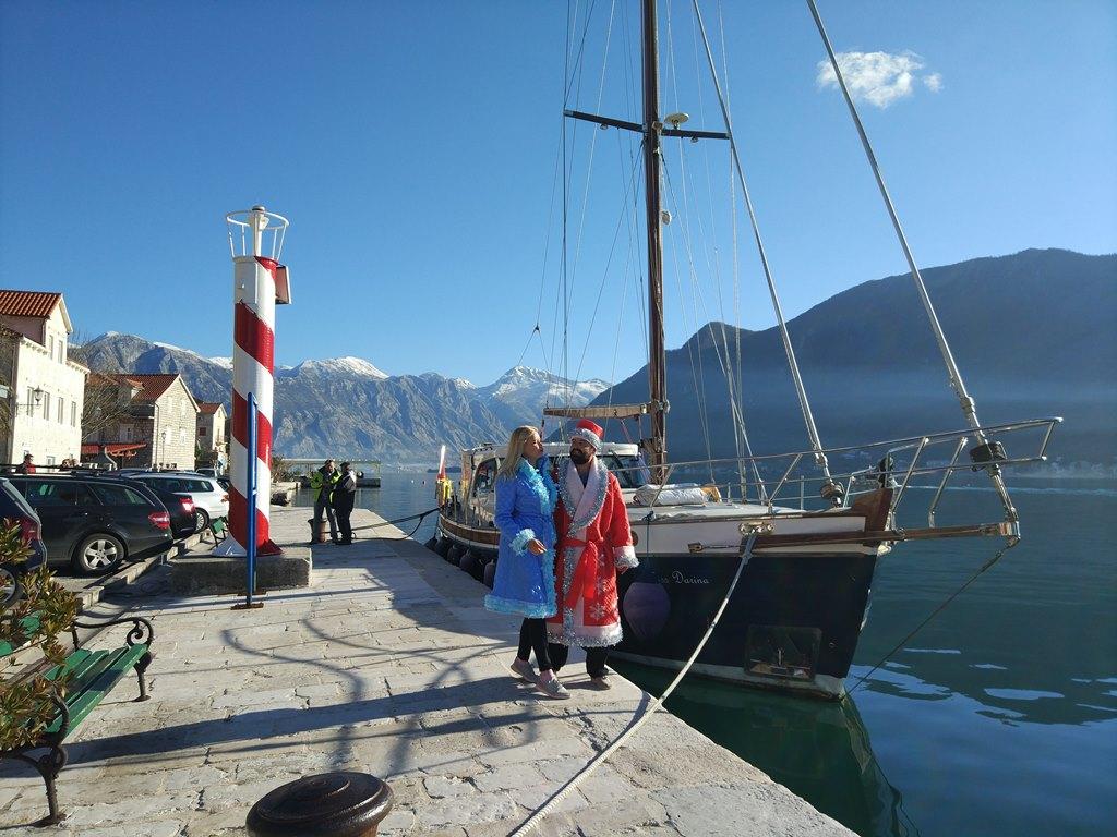 Новый 2018 год в Черногории
