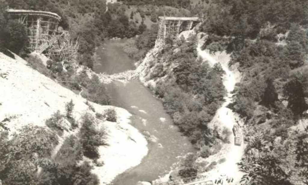 мост на Мораче