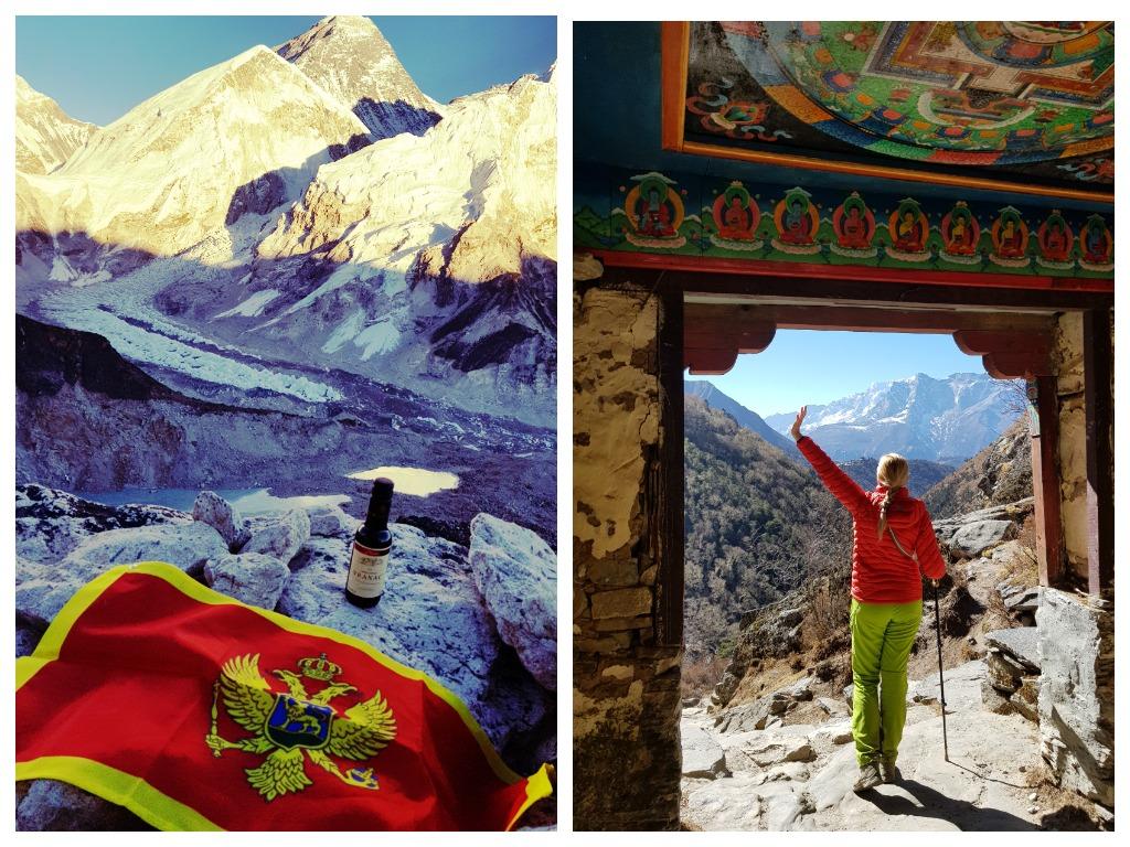 трек к Эвересту , Непал