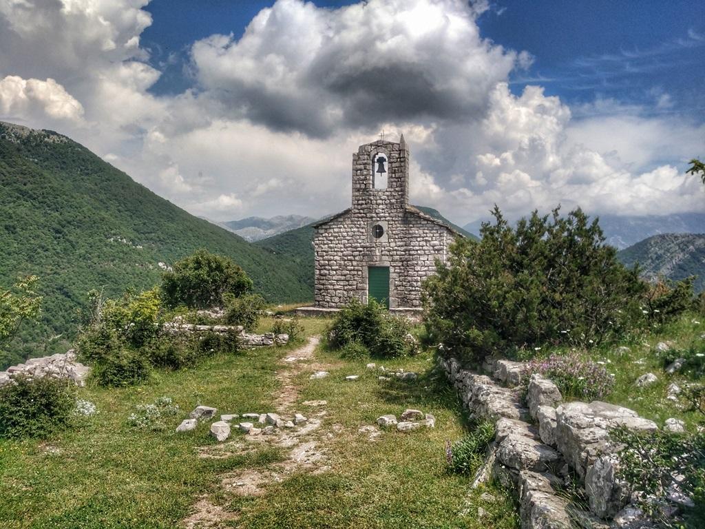 церковь Святого Вида, Горня Ластва