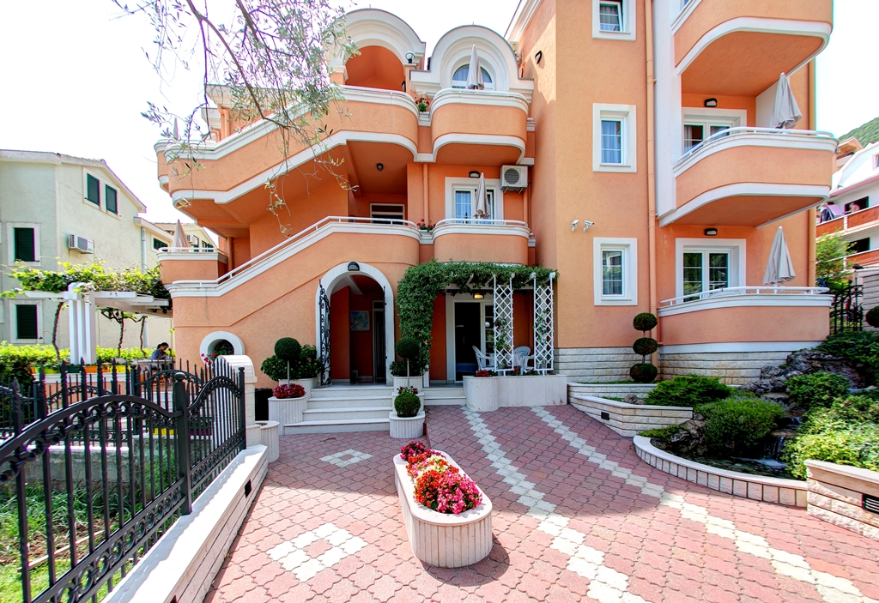 апартаменты в петроваце Черногория -Вилла Корал
