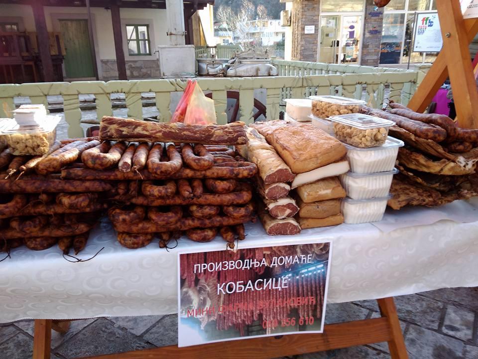 черногорская колбаса