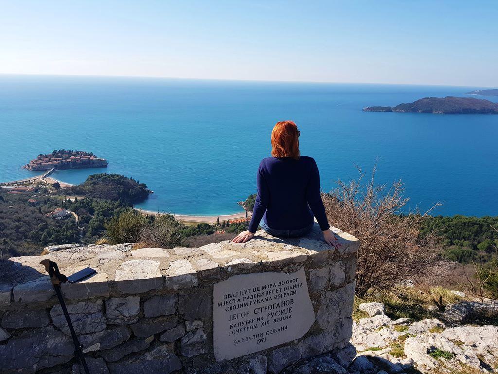 пеший маршрут в Черногории - тропа Егора Строганова
