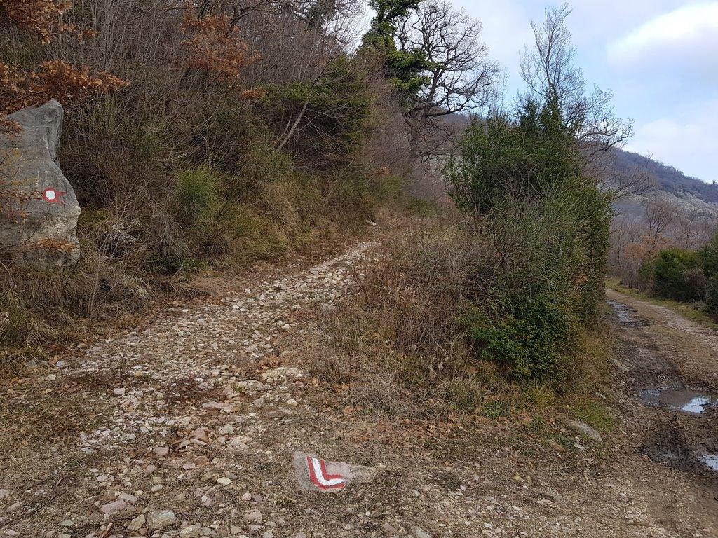 пешие тропы в Черногории