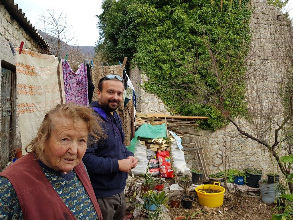 горная Черногория