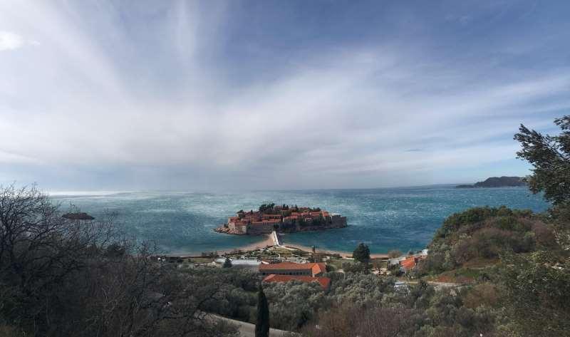 Черногория ветер