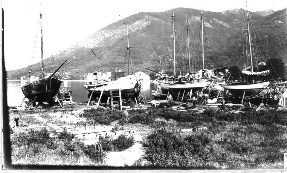 Биела, Черногория 1927 г