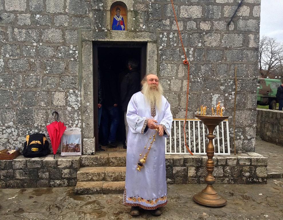Церковь Святого Спиридона Черногория
