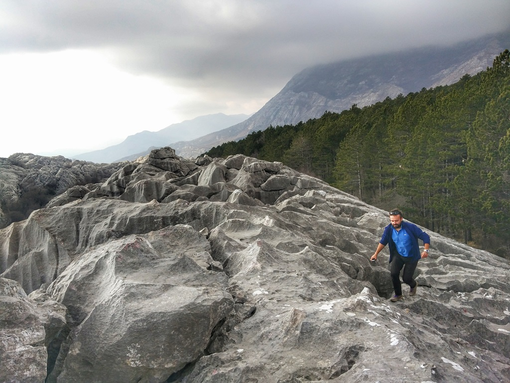 гора Орьен