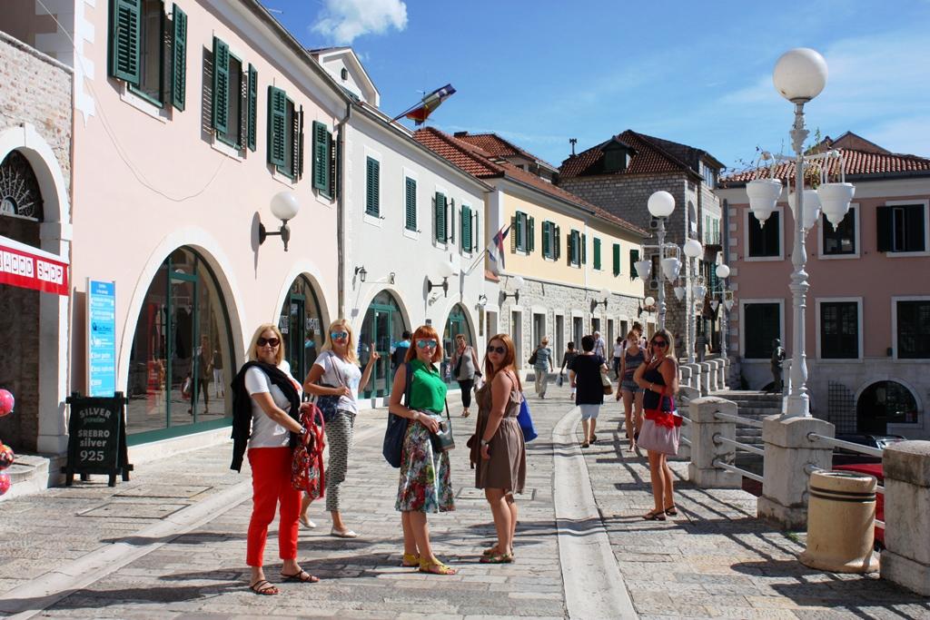 старый город Херцег-Нови