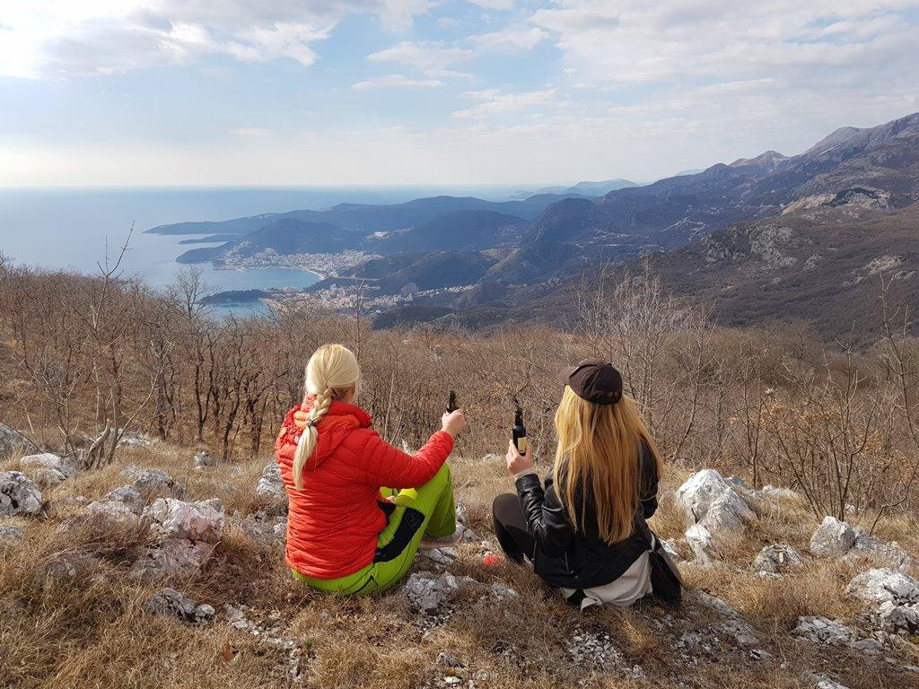 тропы в Черногории
