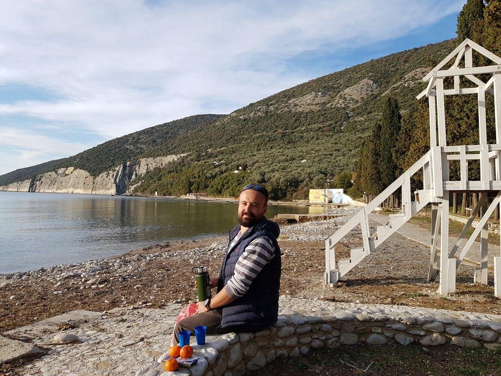 пляж Валаданос