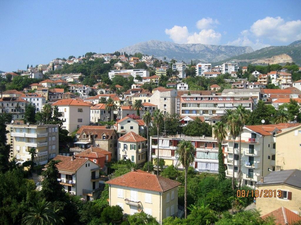 Херцег-Нови, Черногория