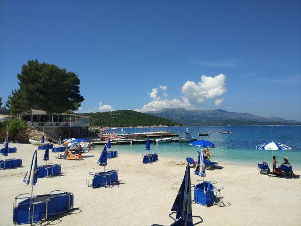пляж Ксамиль, Албания