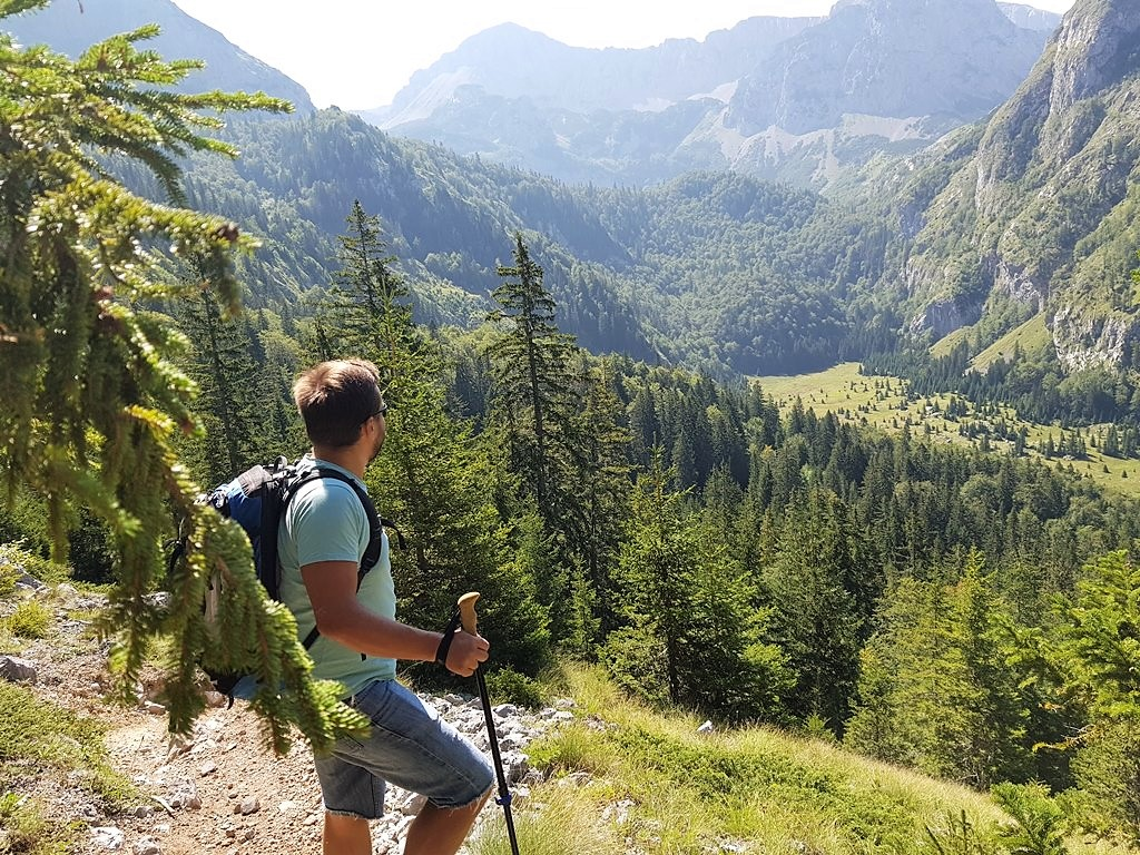 отдых в Черногории в горах
